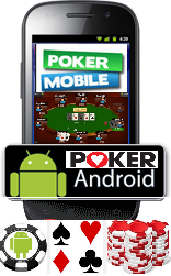 android POKER mobile casino no deposit bonus
